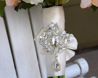 Rhinestone Bouquet Wrap- Complete Kit - W008