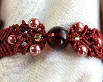 Big Bead Boho Bracelet