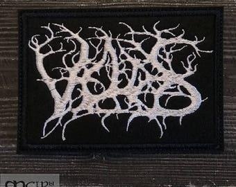 Patch Veldes  Atmospheric Black Metal Band.