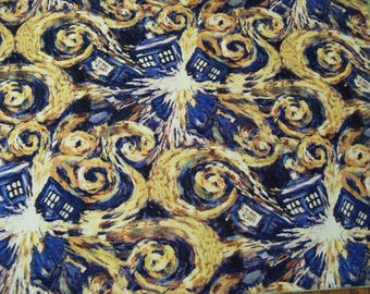 Dr. Who Starry Nights! Placemats