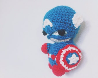 Huggable Avenger (The Captain)