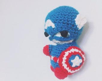 Huggable Avenger (Captain)