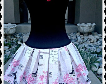 girls PARIS dress 2T 3T 5T 4/5 6/6X 7/8 10/12 14/16 ready to ship