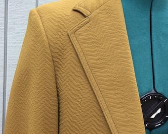 Men's Sport Jacket ,Size 46,Polyester Sport Coat,Mr. Monty