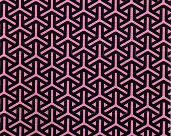 Boomerangs Pink Blotter Art