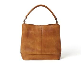 Handbag Venice made of genuine leather
