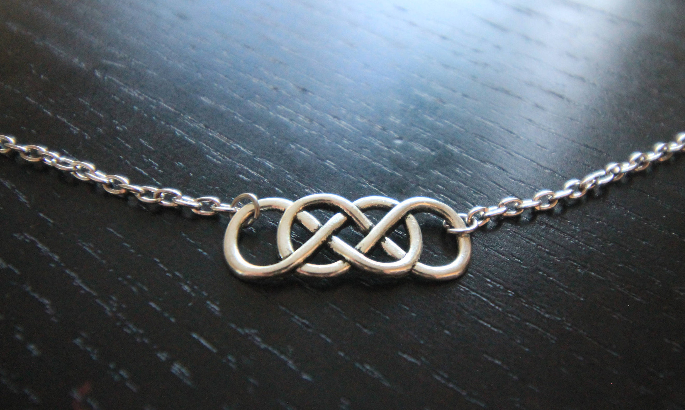symbol necklace me for infinity sam couples set double products and keychain you