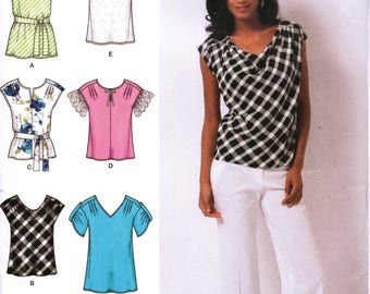SIMPLICITY 2594 sewing pattern.  Size 8-10-12-14-16  New.  Uncut.  Factory folded.  From 2009.