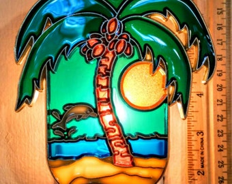 Palm tree Night Light