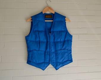 Vintage Eddie Bauer Down Vest
