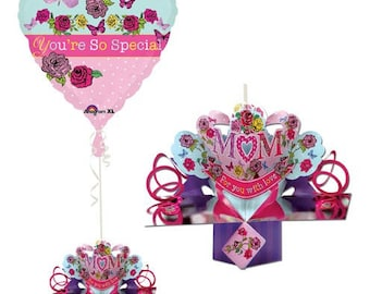 You're So Special Mom Balloon with Pop-Up Weight