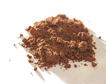 SUNKISSED Mineral Bronzer: Natural Vegan Makeup Color; Sample Size