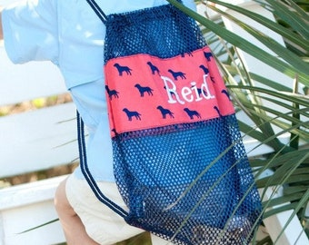 Dog Days Mesh Backpack with FREE Monogram or Name