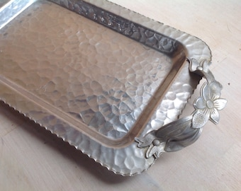 Noorse handgemaakte aluminium lade
