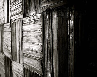 Wood Wall - URBN Boutique Hotel - Shanghai China - SHile 2013 All Intl Rights Reserved