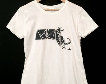Women's Massachusetts Shirt