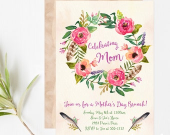 Mother's Day   Mother's Day Brunch   Mothers Day   Mothers Day Brunch   Mothers Day Invite   Mother's Day Invite   Mothers Day
