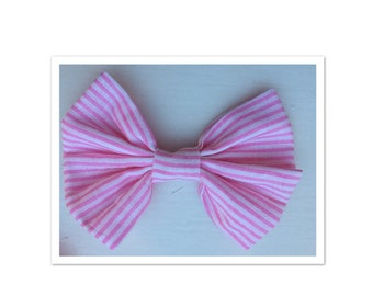 Pastle pink stripes (small)