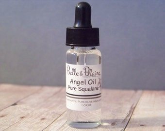 Angel Oil- Pure Squalane Oil- Facial Serum