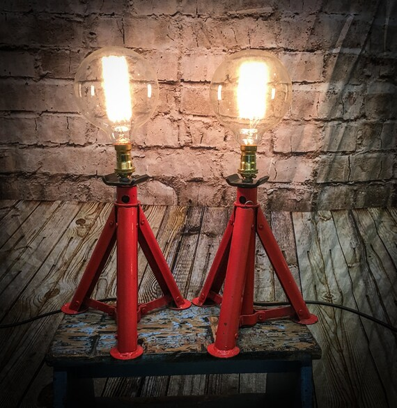Industrial Axle stand lamps