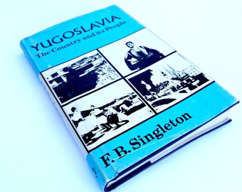 Book about The Lost homeland (Yugoslavia)