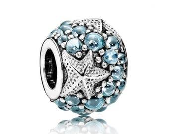 Pandora Oceanic Starfish Charm