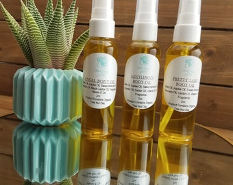 Nourishing Body Oil 8oz.