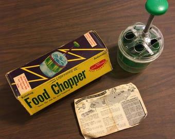 Vintage Food Chopper