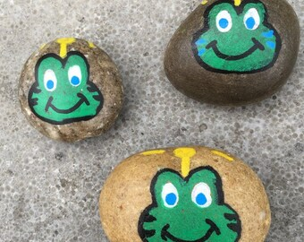 Set of 3 stones with Signal (set nr 1)