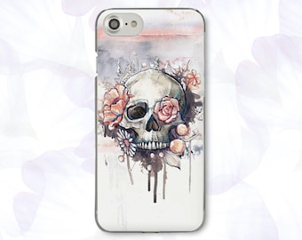 skull iphone 8 case