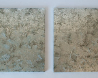 Box image made of galvanized sheet. 17SB04