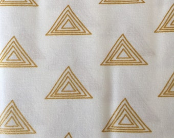 Pearl and Gold Metallic from Prism Collection by Art Gallery Fabrics