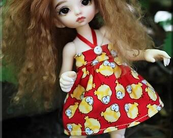 Realfee Chick Dress & Panties