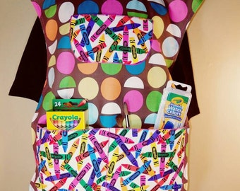 Children's Artist Smock Set