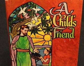 A Child's Friend // Faith Based // Jesus// 1953