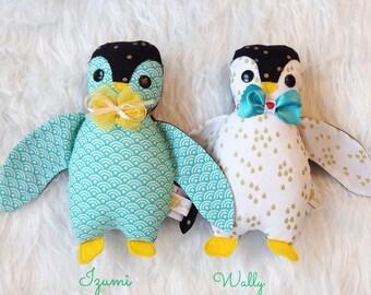 Penguin cuddly