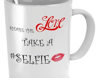 Share the love mugs