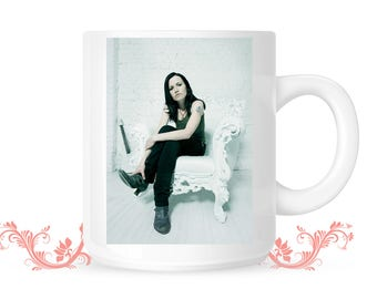 Dolores O'Riordan - The Cranberries - Coffee Mug Memorabilia