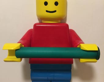 LEGO Toilet paper roll