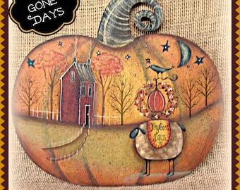 Autumn Pumpkin - By Gone Days
