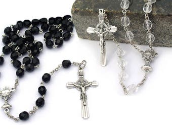 First Communion Rosary for Kids Boy or Girl