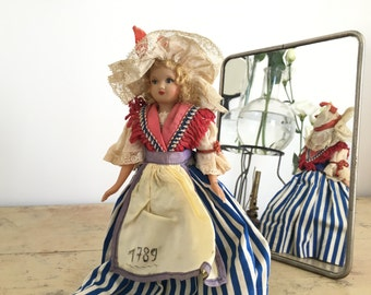 Old doll French revolution.