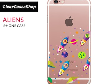 Aliens iPhone 7 case, Also Available for iPhone 7 Plus, iPhone 6, iPhone 6 Plus, iPhone 6s Plus, iPhone 5/S/SE, S7 & S7 Edge