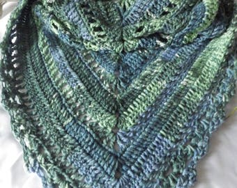 Back to Nature Shawl
