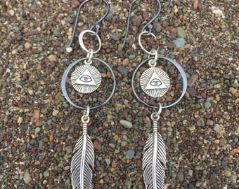 Spirit Guide Earrings