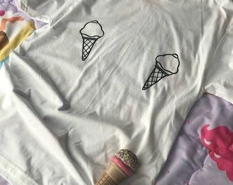 Ice Cream Cones T-Shirt! Show off your cones :)
