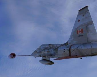 CF-5 Jet Aircraft
