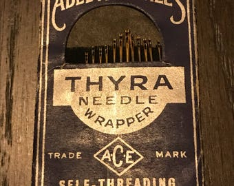 Abel Morrall's Thyra Needles