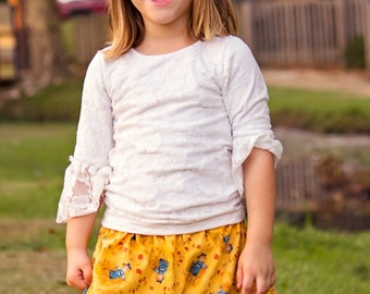 Scarecrows   Skirt (18 mos,  2T, 3T, 4T, 5, 6, 7, 8)