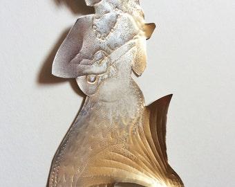 Ukulele Mermaid